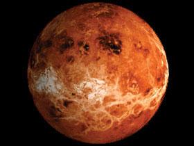 Вторая планета по порядку Солнечной системы – Венера, фото