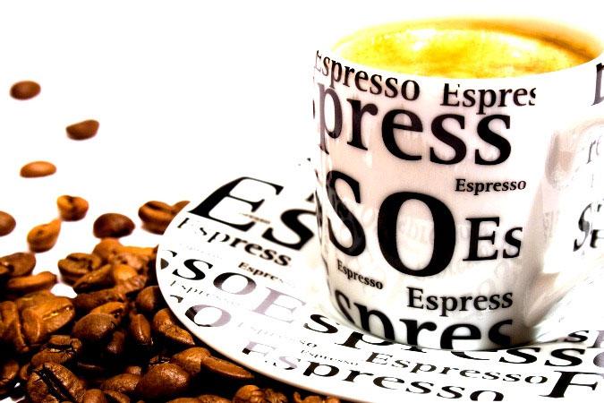 Интерьер кофейни, фото