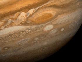 Юпитер – пятая по счету планета Солничной системы, фото