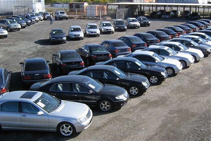 Авторынок подержанных машин