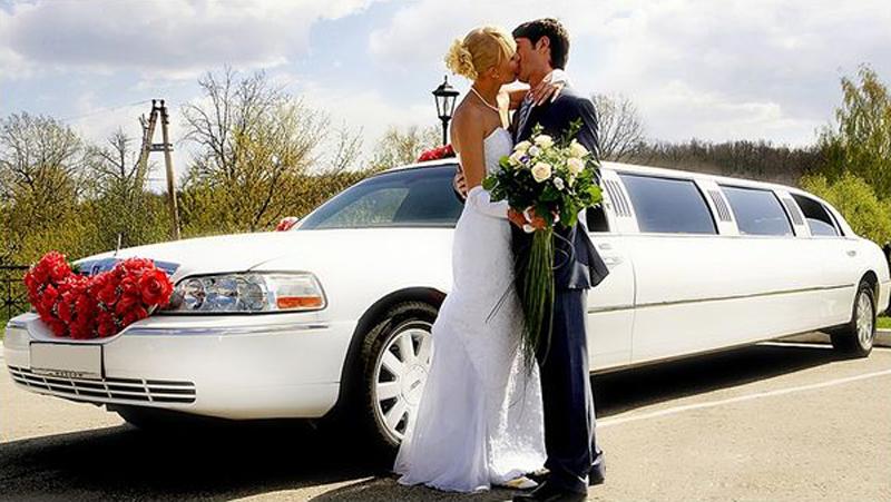 Аренда свадебного транспорта