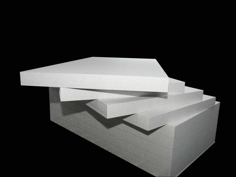 Блок-форма пенопласта может быть разной