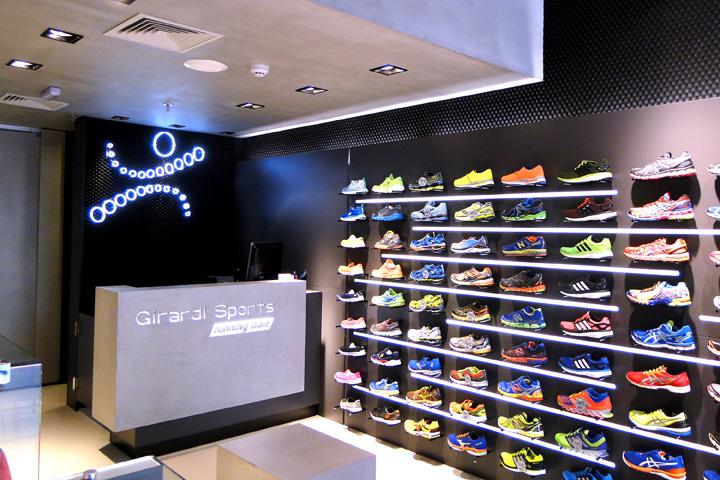 Бренд магазина обуви