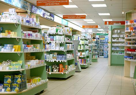 Выбор места под аптеку