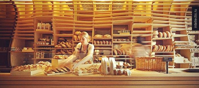 Готовая мини пекарня в деле