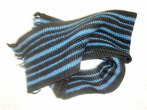 Двухполосный шарф, фото