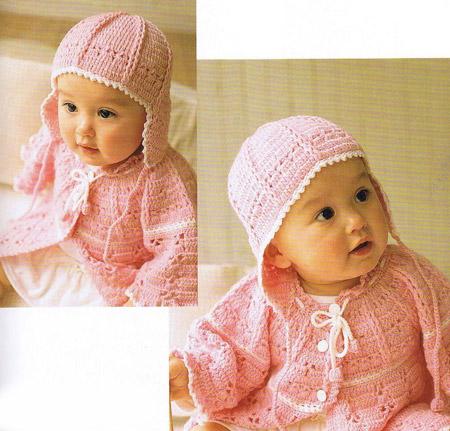 Детская шапочка, фото