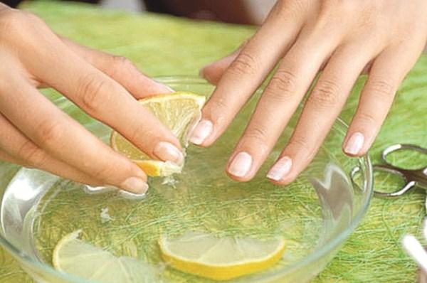 Домашний уход за ногтями и руками