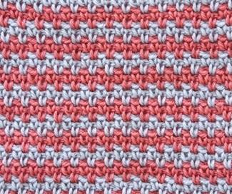 Жаккардовый узор, фото