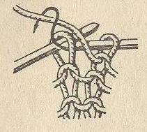 Изнаночные петли, фото