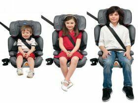 Как выбрать детское автокресло правильно