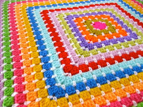 -вязать-крючком-квадрат Как вязать квадрат крючком: 10 вариантов со схемами и описанием...