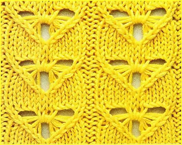 Крючком вязание очень ажурные