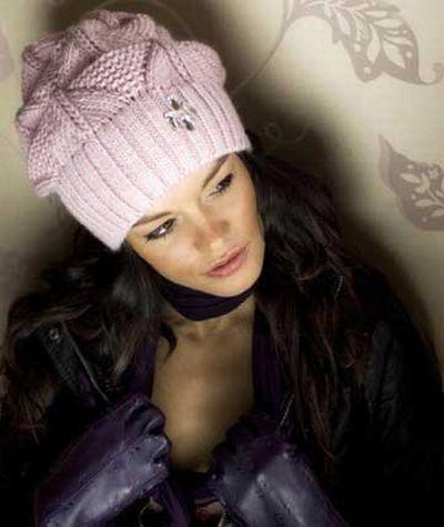 Как вязать шапку спицами, фото