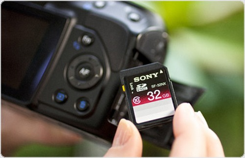 Карта памяти для цифрового фотоаппарата