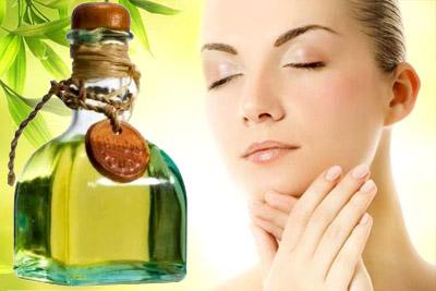 Маска на основе оливкового и кострового масла