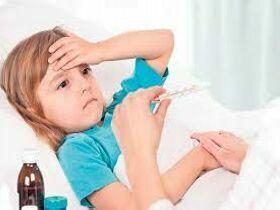ОРЗ у детей: лечение, симптомы