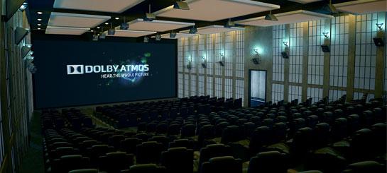 Оборудование для кинотеатра
