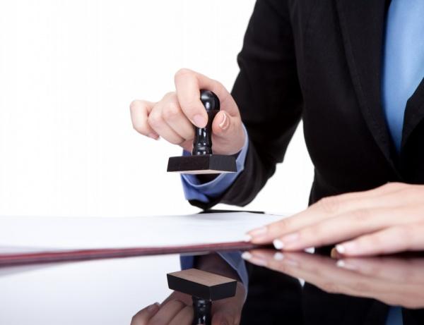 Получение регистрационных документов