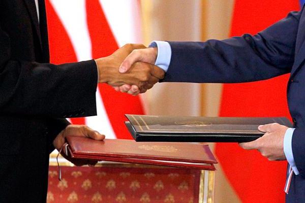 Различные изменения данного договора