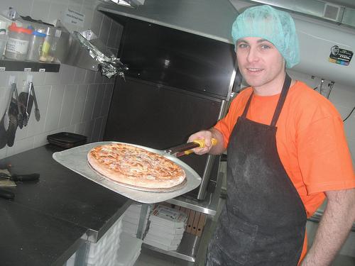 Сотрудники для пиццерии