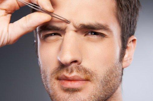 мужские брови фото