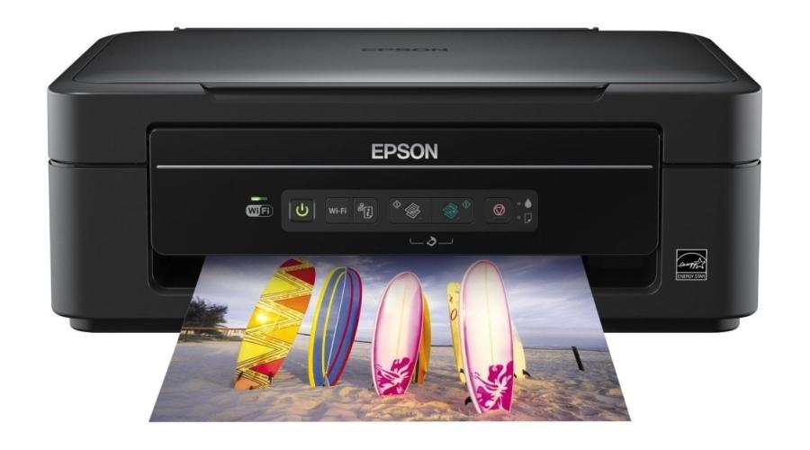 Струйный принтер фирмы epson