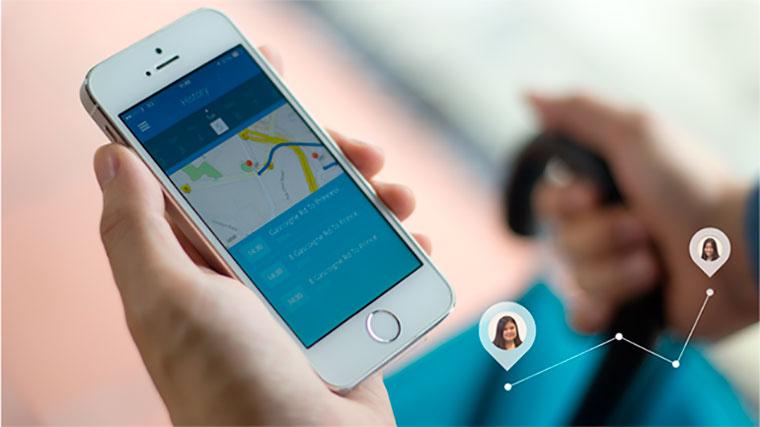 Управление устройством через мобильные приложения