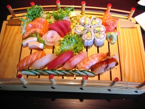 Услуги суши бара