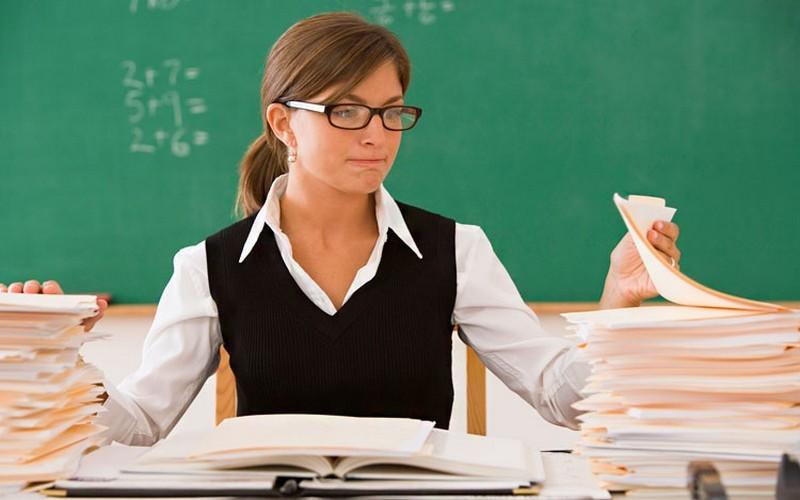 Учителя частной школы