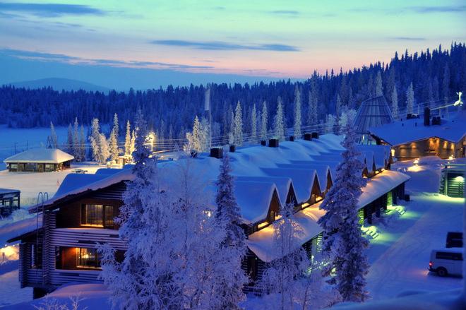Путешествие в зимнюю сказку