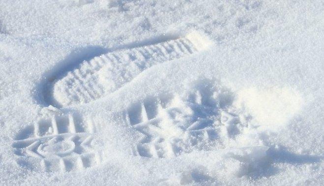Гадаем по снегу