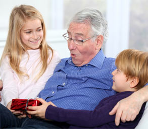 Подарок дедушке на Новый 2019 год: что подарить, варианты картинки