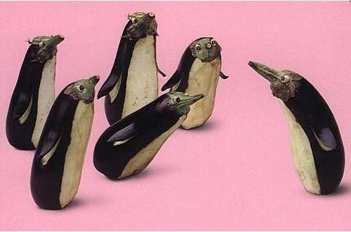 Маленькие пингвины