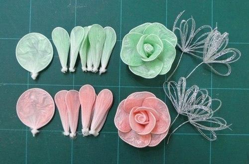 Нежные и хрупкие цветочки