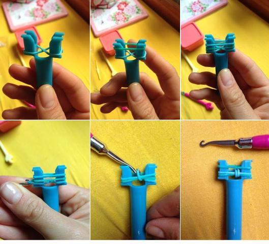 Схема плетения французской косички