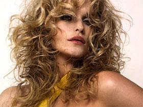 Биозавивка волос, фото