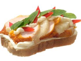Бутерброды на скорую руку, фото