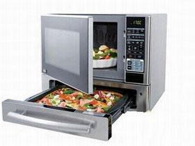 Готовим пиццу в микроволновке, фото