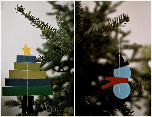 Игрушки на елку своими руками, фото