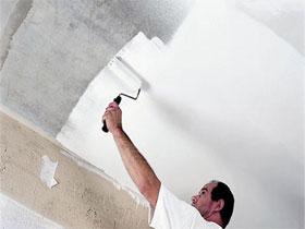 Как покрасить потолок правильно, фото