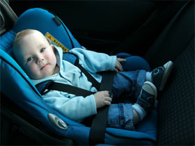 Как правильно выбрать детское автокресло, фото