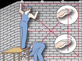 Как правильно выровнять стены в квартире, фото