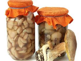Как правильно заготовить грибы на зиму, фото