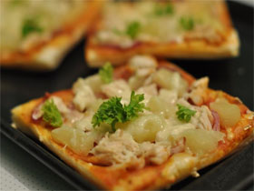Как приготовить пиццу без теста, фото