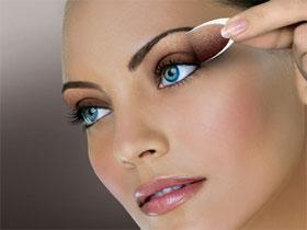 Как сделать красивый макияж лица, фото