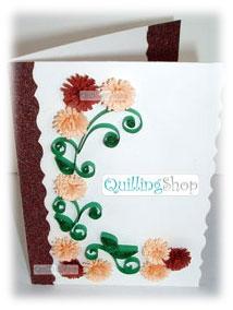 Как сделать квиллинг открытки, фото