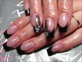 Как снять гелевые ногти в домашних условиях, фото