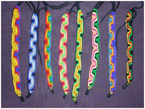Своими руками плетение фенечек