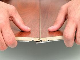Как укладывают ламинат своими руками, фото